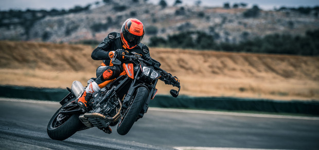 New motorcycles for the Spyder Motorcycles 2018 fleet - KTM