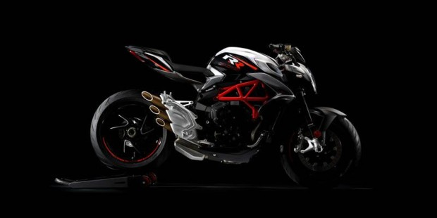 New motorcycles for the Spyder Motorcycles 2018 fleet - MV Agusta Brutale