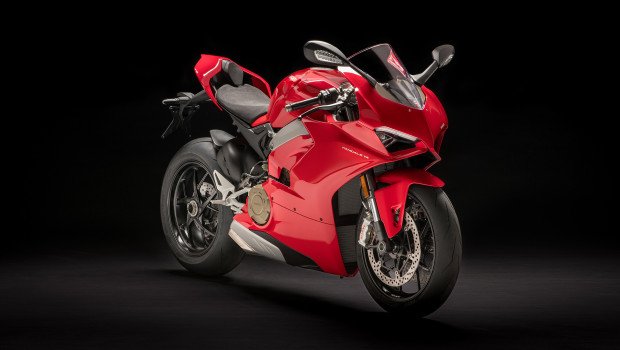 New motorcycles for the Spyder Motorcycles 2018 fleet - Ducati Panigale V4