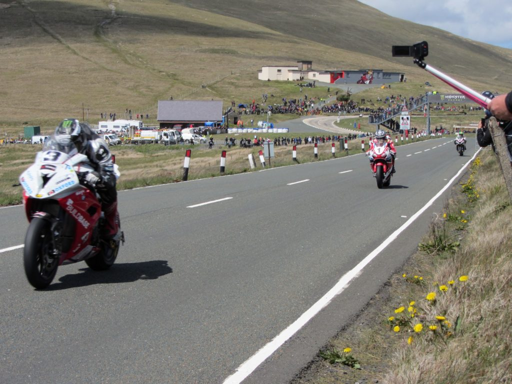 Isle of Man TT Motorcycle Tour