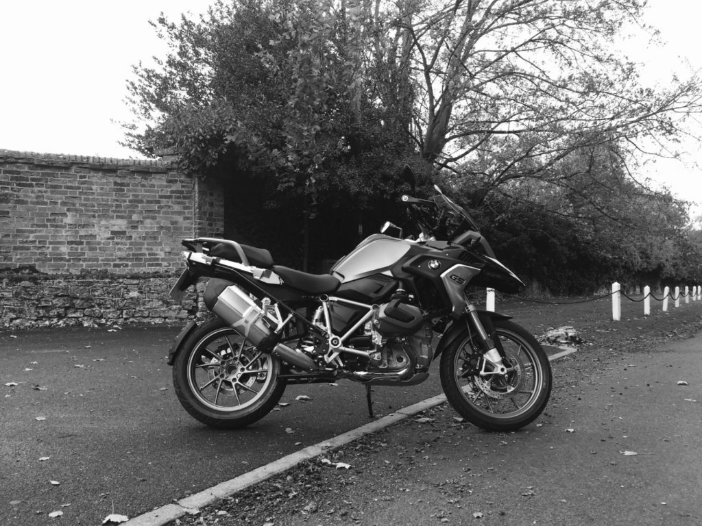 Spyder Motorcycles Hire BMW R1250 GS