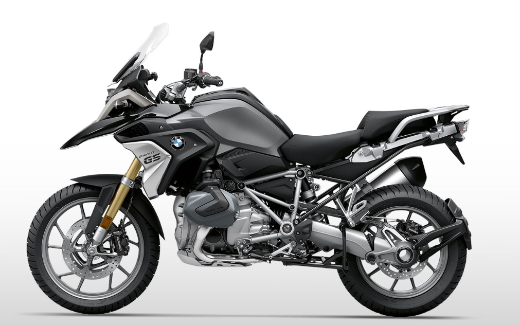 BMW R1250 GS Arrives at Spyder