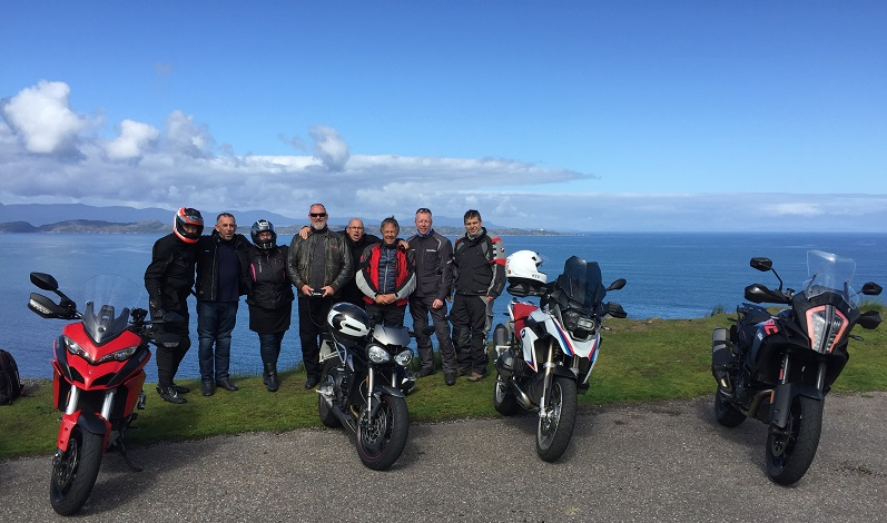 One Way European Motorcycle Hire 2019