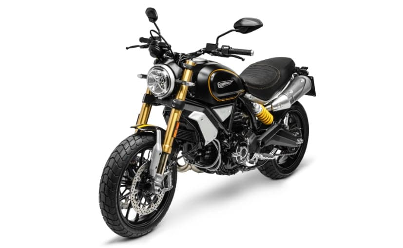 Spyder Motorcycles and Club Ducati Scrambler 1100 Sport Hire Motorcycle