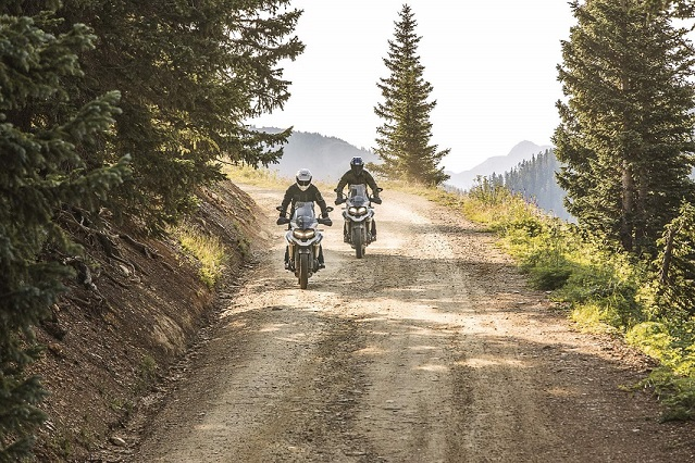 Triumph Motorcycles Off Road Adventures